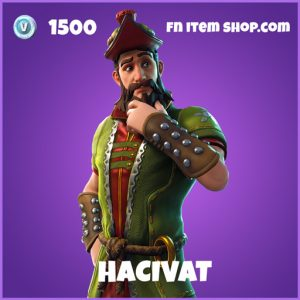 hacivat epic fortnite skin - fortnite gangster