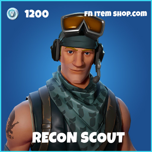 Recon-Scout