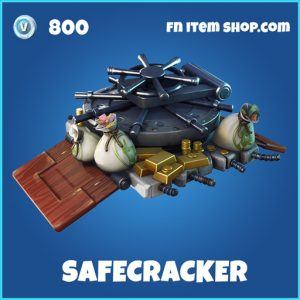 Safecracker rare fortnite glider