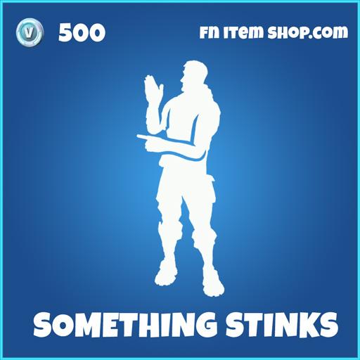 Something-Stinks