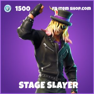 Stage Slayer epic fortnite skin