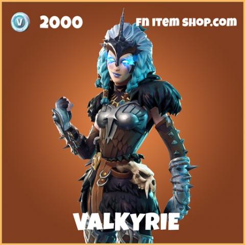valkyrie legendary fortnite skin