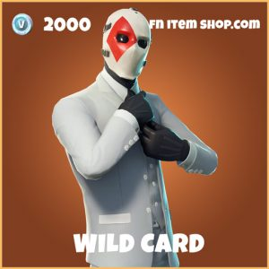 Wild card legendary fortnite skin