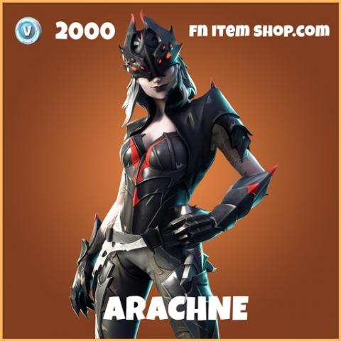 Arachne legendary fortnite skin