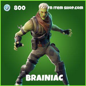 Uncommon brainiac fortnite skin