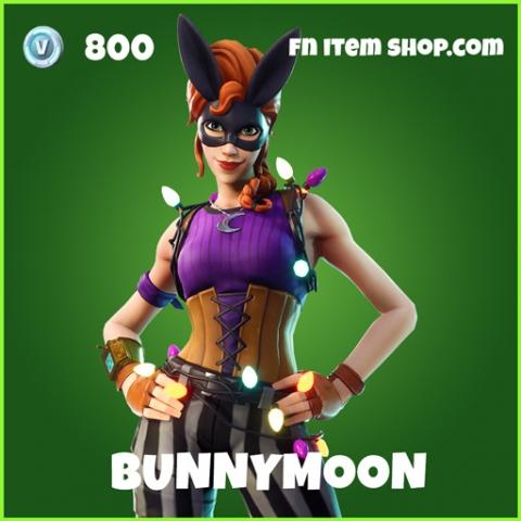 Bunnymoon uncommon fortnite skin