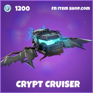 Crypt Cruiser epic fortnite glider