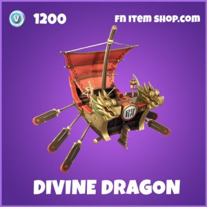 Divine Dragon epic fortnite glider