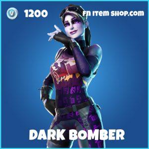 Dark Bomber rare fortnite skin