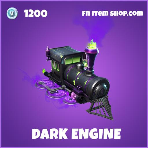 Dark Engine epic fortnite glider