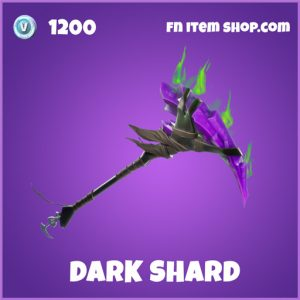 Dark shard epic fortnite pickaxe
