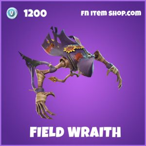 Field Wraith epic fortnite glider