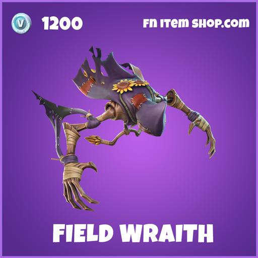 Field Wraith epic fortnite glider