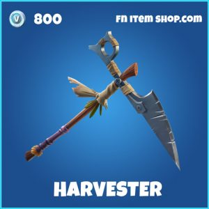 harvester rare fortnite skin