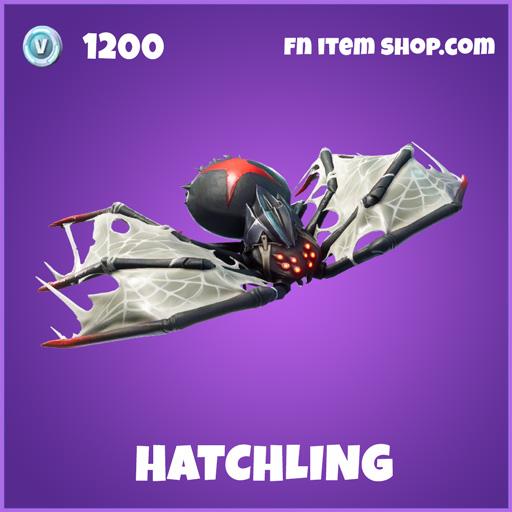 Hatchling epic fortnite glider