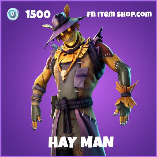 Hay-Man