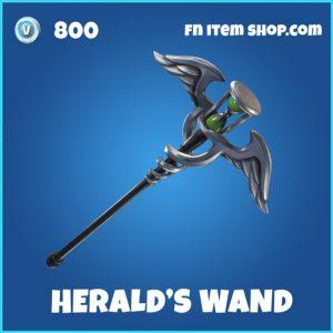 Herald's Heralds Wand rare fortnite pickaxe