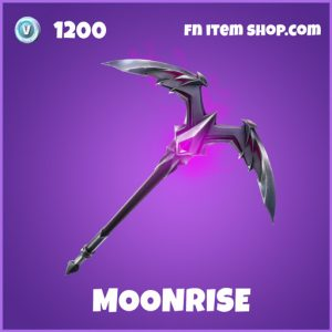 Moonrise epic fortnite pickaxe