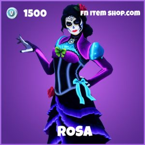 Rosa Epic Fortnite skin
