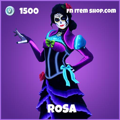 Rosa Epic Fortnite skin