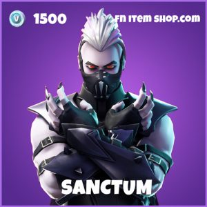 Sanctum epic fortnite skin