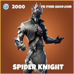 Spider Knight legendary fortnite skin