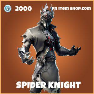 Spider Knight legendary fortnite skin
