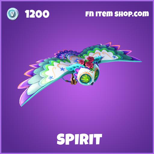 Spirit epic fortnite glider