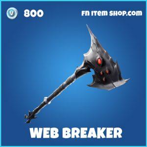 Web breaker rare fortnite pixkaxe