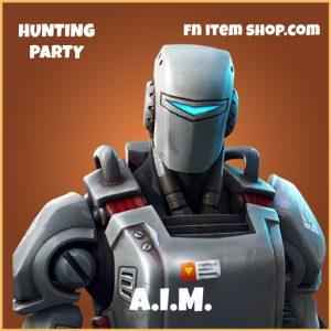 A.I.M. AIM epic fortnite skin