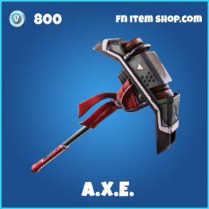 A.X.E. axe rare fortnite pickaxe
