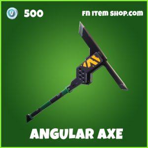 Angular pickaxe uncommon fortnite pickaxe