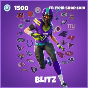 Blitz epic fortnite skin