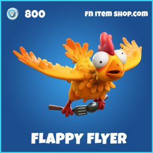 flappy flyer rare fortnite glider