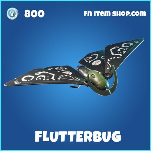 Flutterbug rare glider