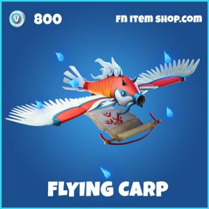 flying carp rare fortnite glider