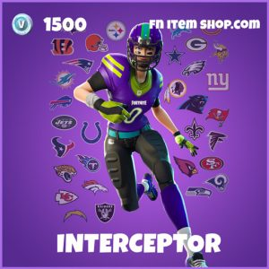 Interceptor epic fortnite skin