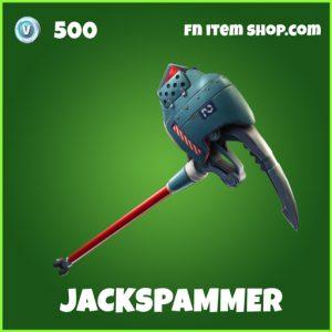 Jackspammer uncommon fortnite pickaxe