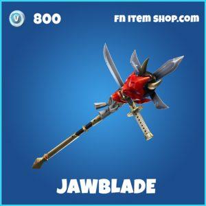 Rare jawblade fortnite pickaxe