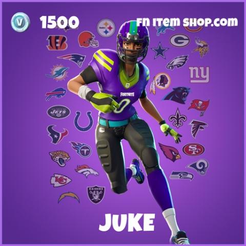 Juke epic fortnite skin