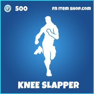 Knee slapper rare fortnite emote