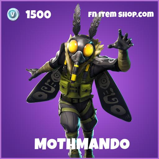 Mothmando