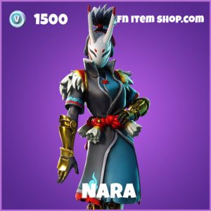Nara fortnite epic skin
