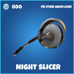 Night sLicer rare fortnite pickaxe