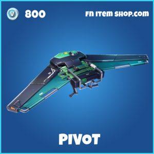 pivot rare fortnite glider
