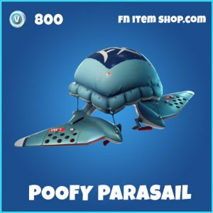 poffy parasail rare fortnite glider