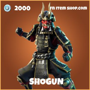 shogun legendary fortnite skin