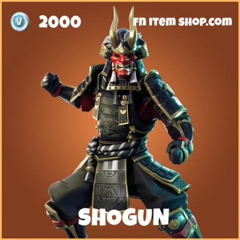 shogun legendary fortnite skin