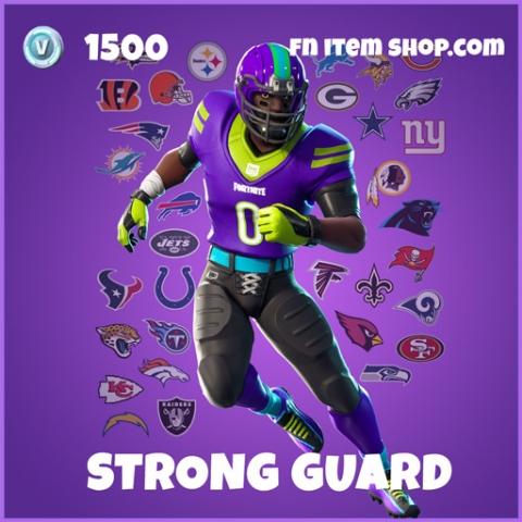 Strong Guard epic fortnite skin