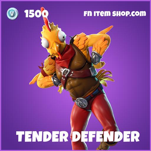 Tender-Defender